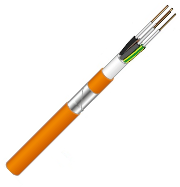 Datwyler Veiligheidskabel, (N)HXH -J CL FE180 E30-E60 5 x 16