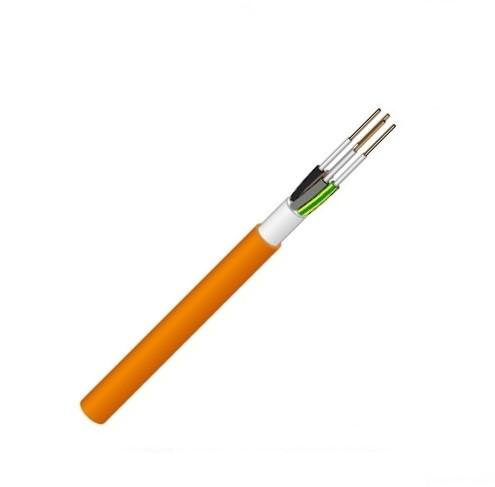 Datwyler Veiligheidskabel, (N)HXH-J FE180 E90 4 x 25, B2ca oranje