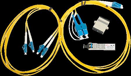 TREND Networks SFP Kit 1000BASE-ZX 1550nm SignalTek, NaviTek,Lanxplorer