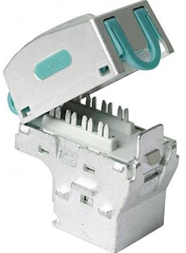 LexCom connector FTP 125Mhz Cat.5e OP=OP