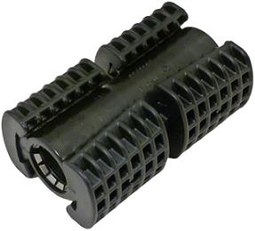 UCS Deelbare koppeling, 32mm, tbv HDPE
