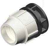 Plasson, Eindkoppeling klem, 32mm