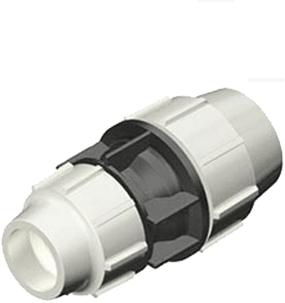 Plasson, Verloopkoppeling klem, 50x32mm