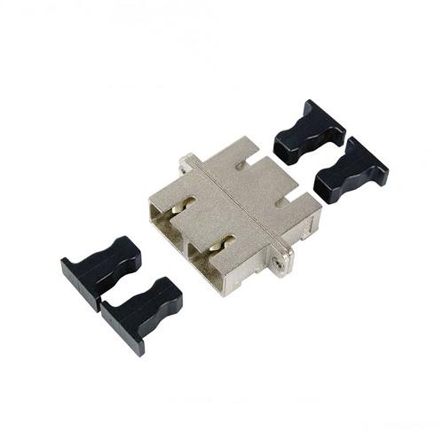 Datwyler Adapter OS2, SC/PC, duplex, metaal