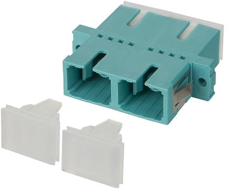 UCS, Adapter OM3, SC/PC, duplex, turquoise